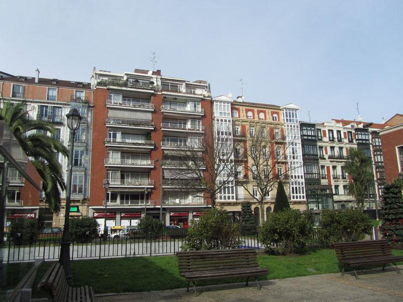 Piso En Bilbao Ensanche Ortuondo