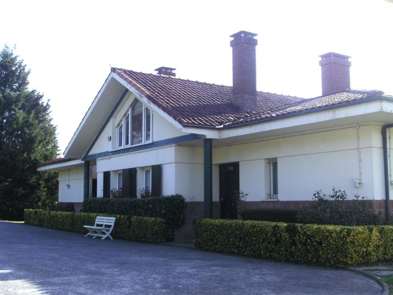 Casa En Alquiler En Urduliz Ortuondo