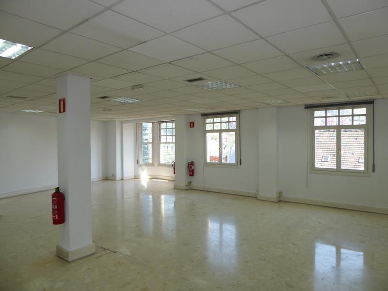 Oficina En Venta En Mazarredo Ortuondo